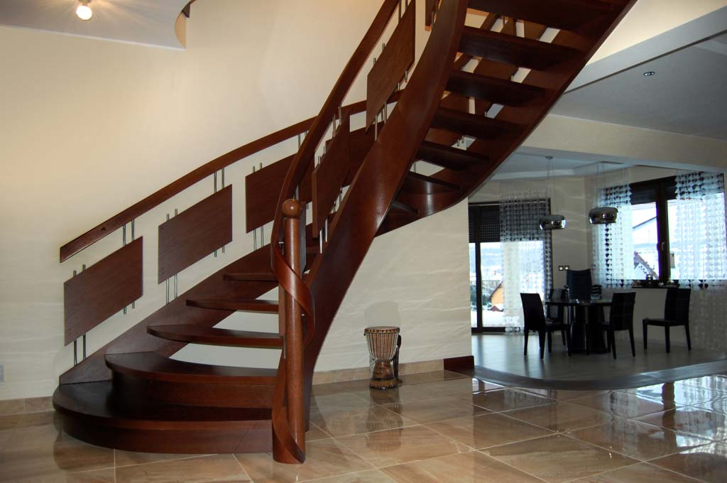 schody jednozabiegowe 17