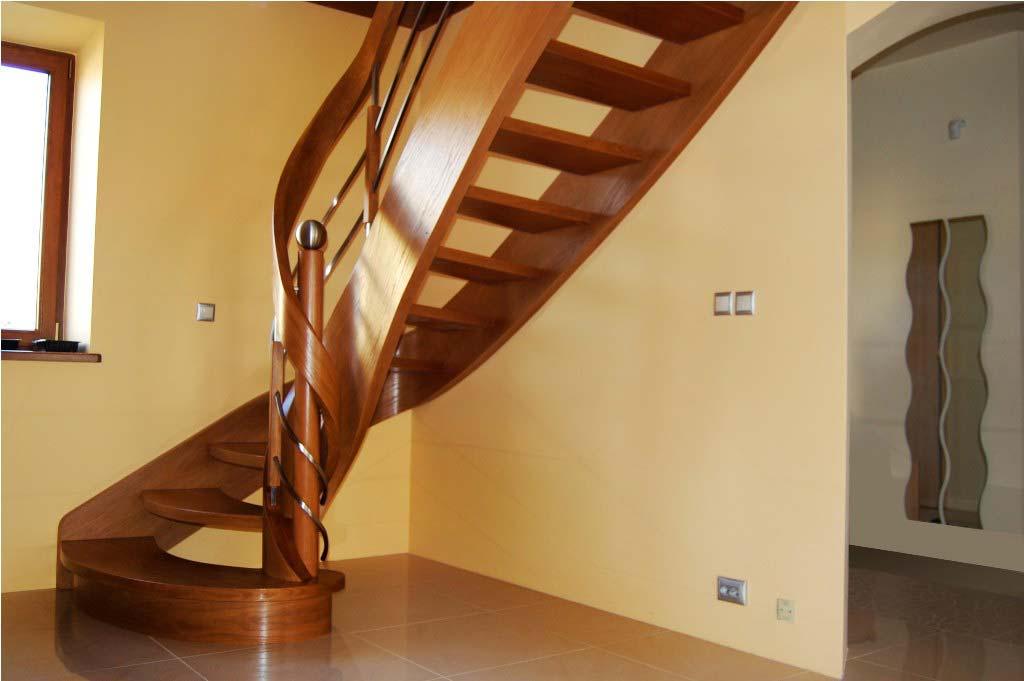 ażurowe schody zabiegowe