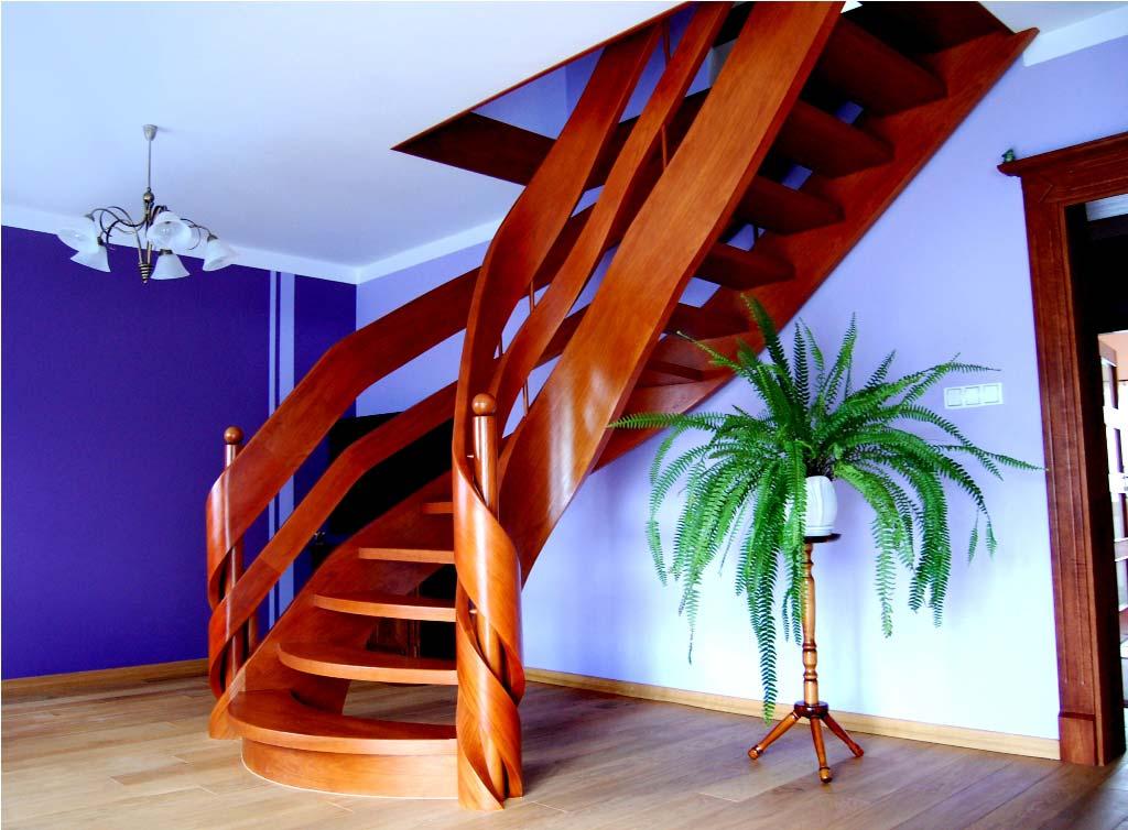 ekskluzywne schody z drewna marki prudlik
