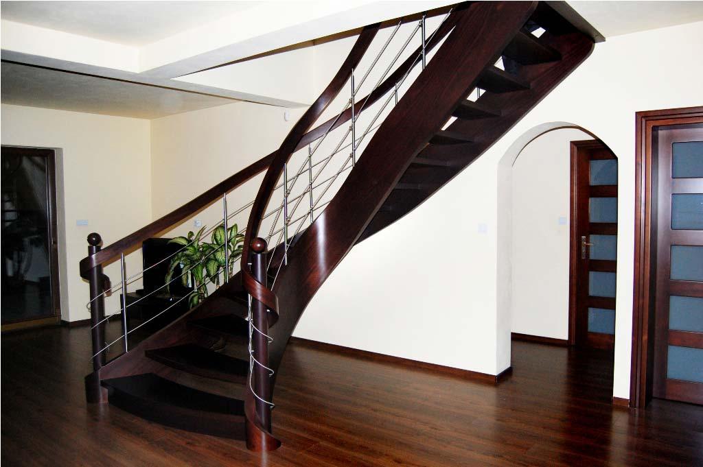 ekskluzywne schody jednozabiegowe 10