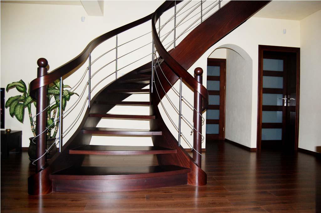 ekskluzywne schody jednozabiegowe 9