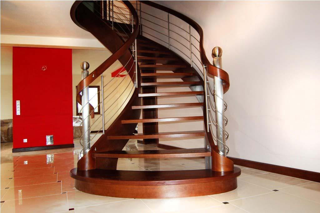 schody wewnętrzne 13