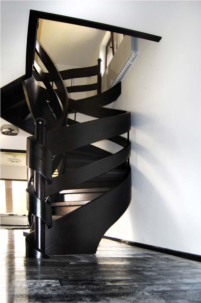 schody wstęgowe 3