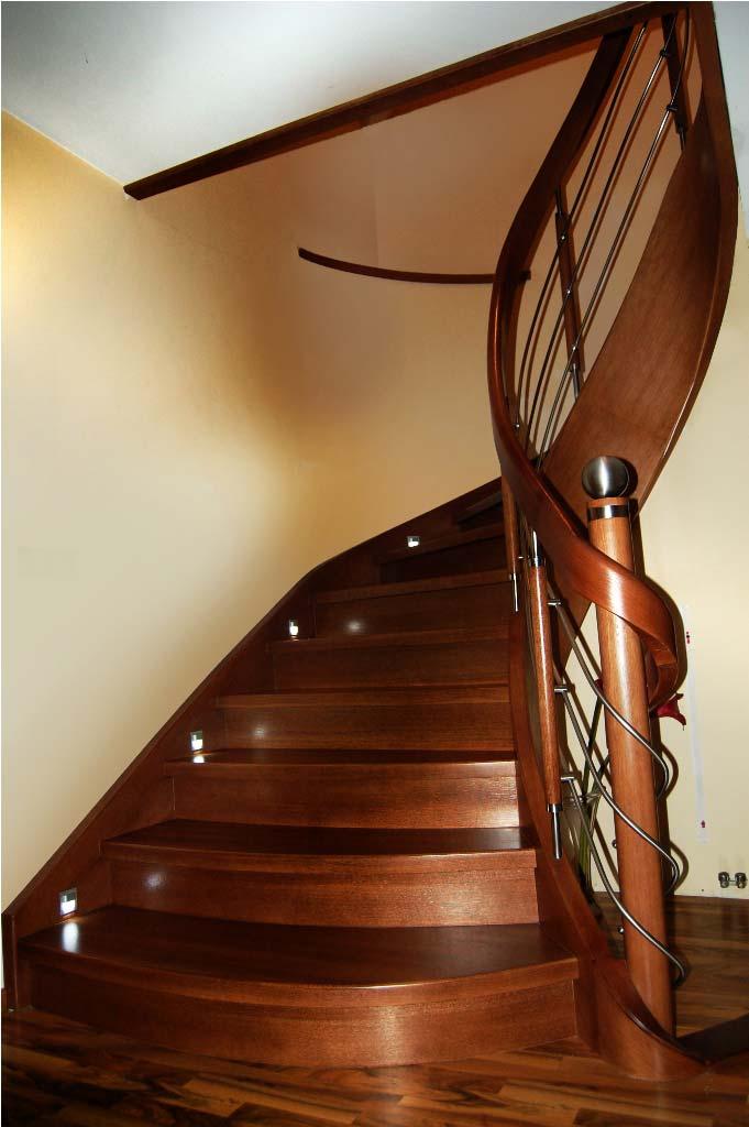 schody zabiegowe