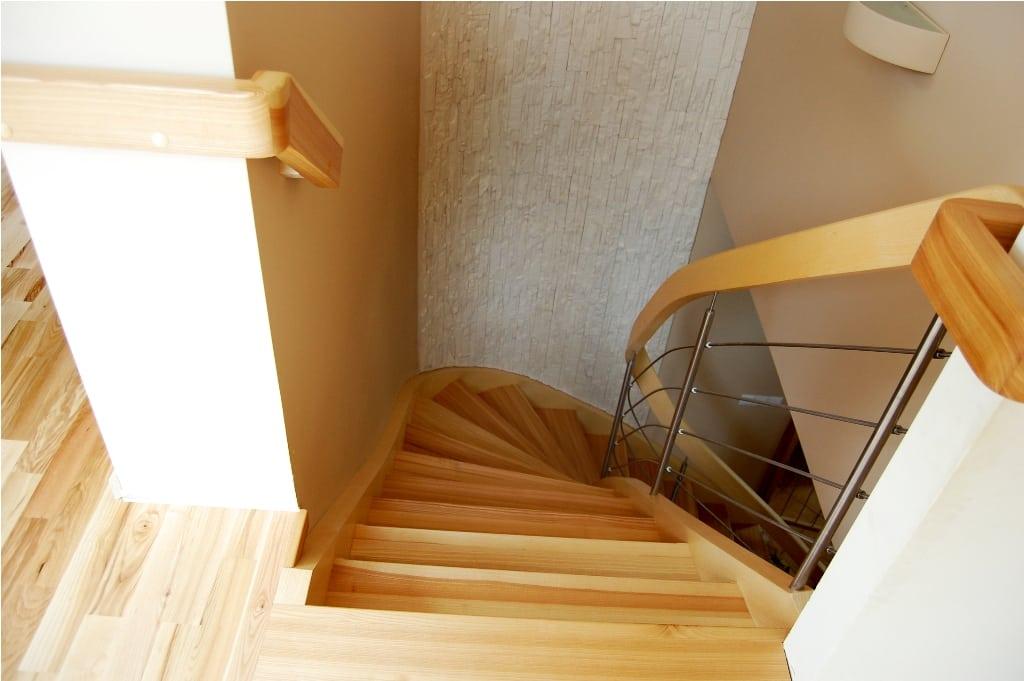 schody jednozabiegowe prudlik 13b