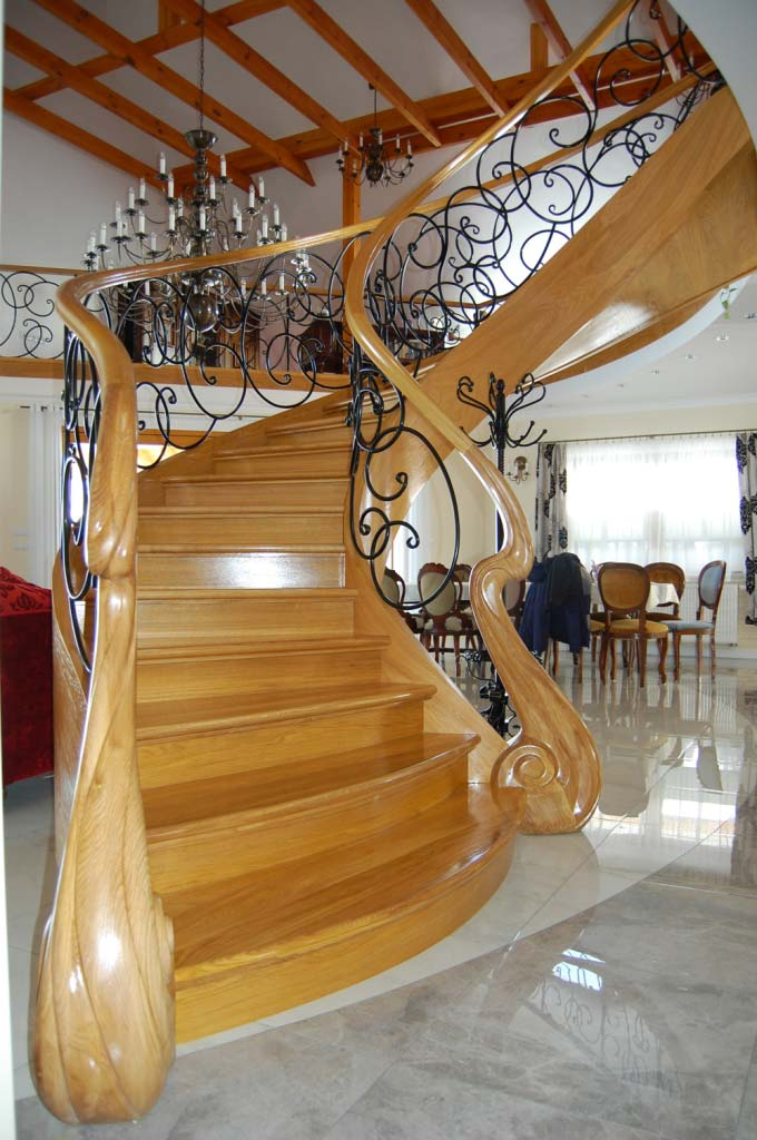 schody gięte 2