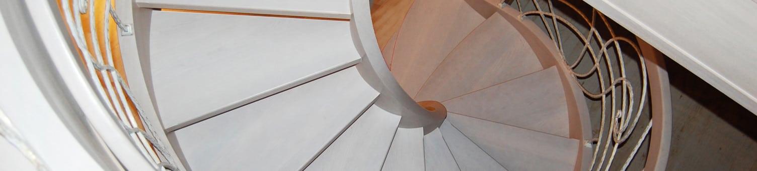 nowoczesne schody gięte 2