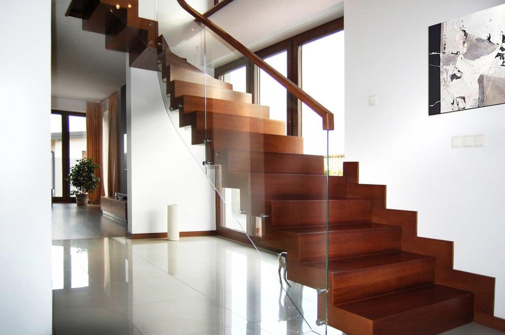 nowoczesne schody dywanowe 6