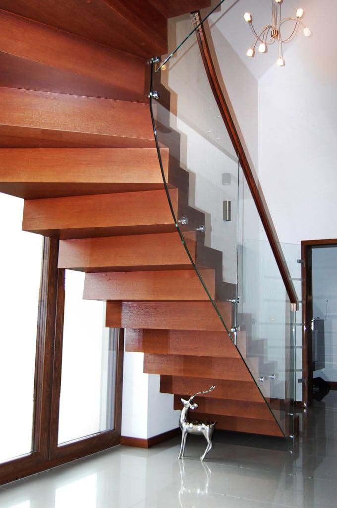 nowoczesne schody dywanowe 5