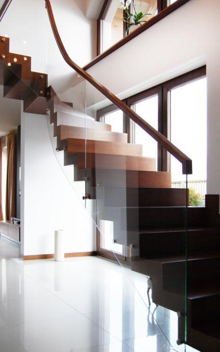 nowoczesne schody dywanowe 4
