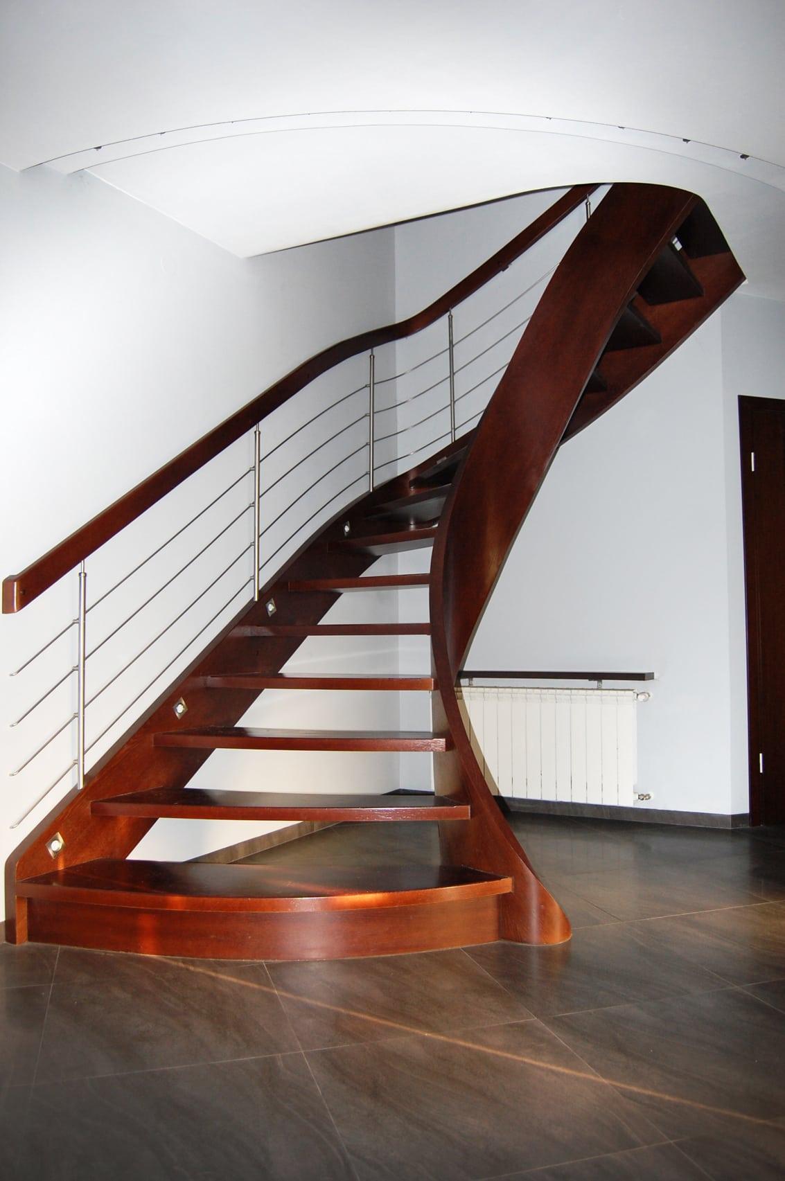 schody jednozabiegowe 5