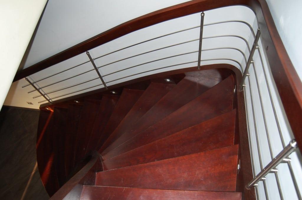schody drewniane jednozabiegowe częstochowa