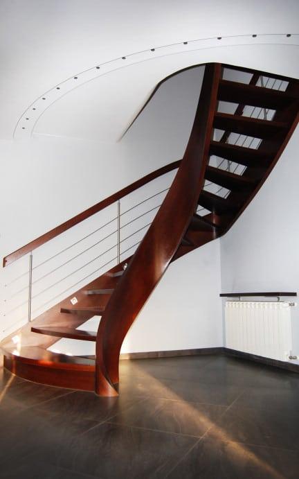 schody jednozabiegowe 2